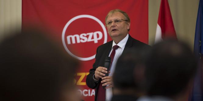 MSZP-választmány: Botka Lászlót ajánlják miniszterelnök-jelöltnek
