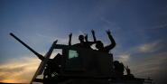 Forr�s: AFP/Ahmad Al-Rubaye