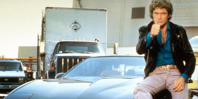 Visszatérhet a Knight Rider, méghozzá David Hasselhoff-fal