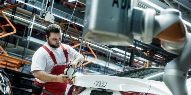 Nagyon jól teljesít a magyar ipar