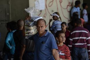 Forr�s: AFP/Federico Parra