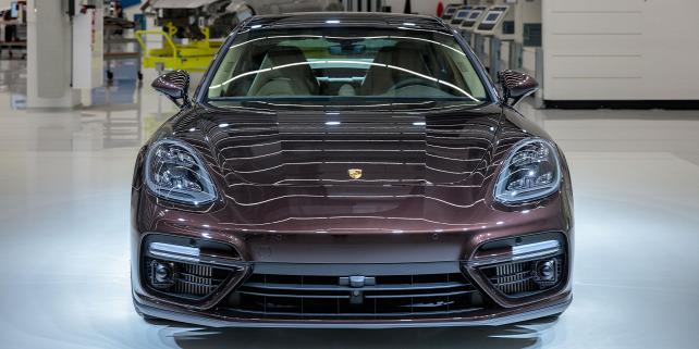 Forrás: Photo: Porsche AG / Marco Prosch/C2016 Porsche AG / Marco Prosch/Marco Prosch