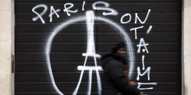 Forrás: AFP/Kenzo Tribouillard