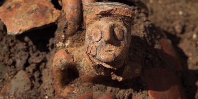 Forrás: MTI/EPA/Clara Amit/Izraeli Régészeti Hatóság