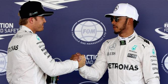 Rosberg: A Mercedes Hamilton csapata lett