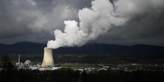 Vasárnap eldőlhet a svájci atomerőművek sorsa