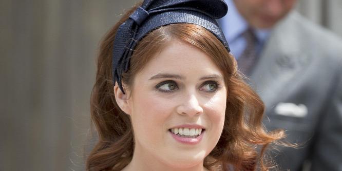 Titkos esküvője miatt fogyhatott le Eugénia yorki hercegnő