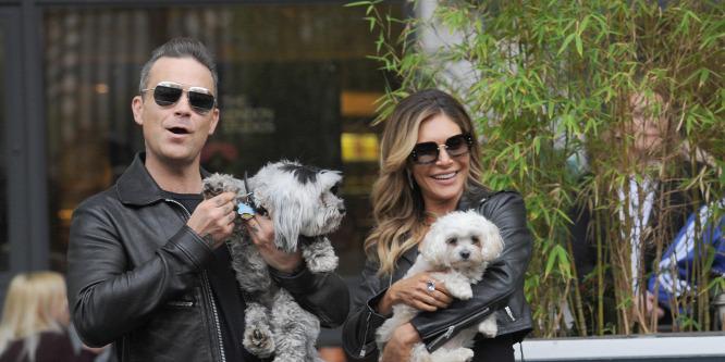 Robbie Williams felesége vallott: Sokszor megjátssza az orgazmust