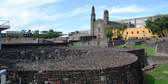 Csontokat találtak egy azték templomban