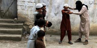 Forrás: MTI/EPA/Gulamullah Habibi