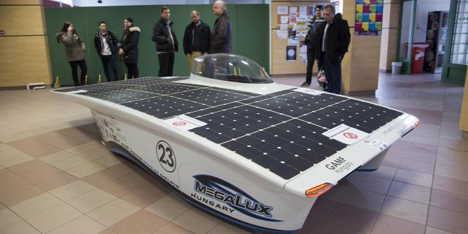 Nagyon közel mentünk a magyar napelemes versenyautóhoz