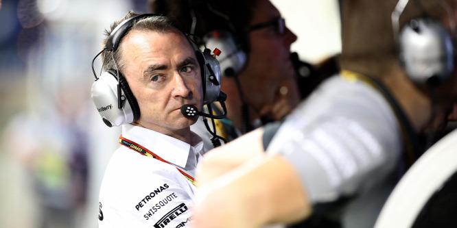 A Williamsnél kezdi a szezont a Mercedes exfőnöke