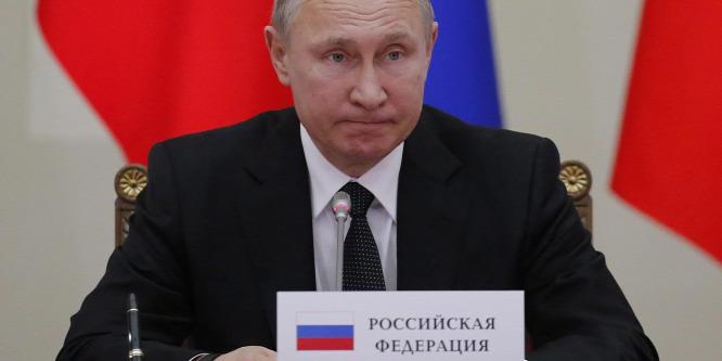 Itt van Putyin válasza az újabb amerikai szankciókra