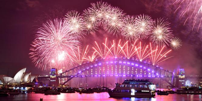 A legcsodásabb szilveszteri tűzijátékok - Így búcsúztunk 2016-tól