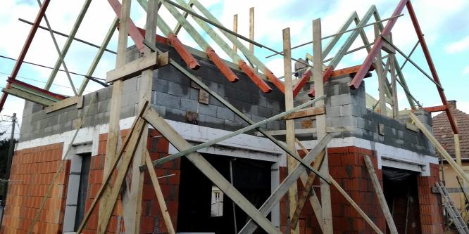 Vége lehet a mínuszoknak az építőiparban