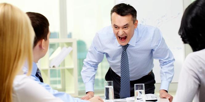 A te főnököd is pszichopata?