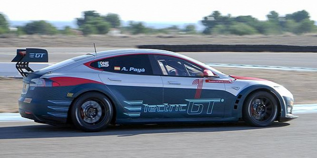 Forrás: Electric GT