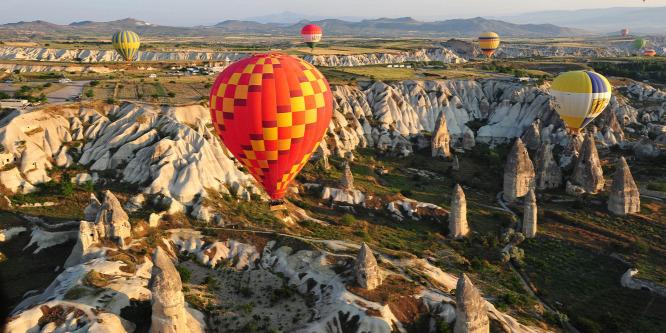 Újabb hőlégballon-baleset Törökországban