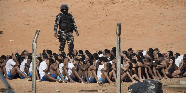 Forrás: MTI/AP/Felipe Dana