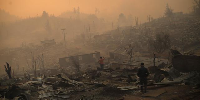 Forrás: AFP/Pablo Vera Lisperguer
