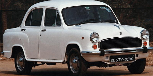 Forrás: Hindustan Motors