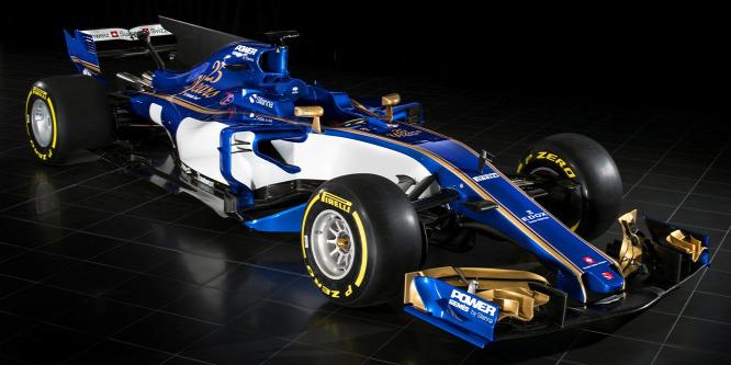 Cápauszonya lett az új F1-es Saubernek