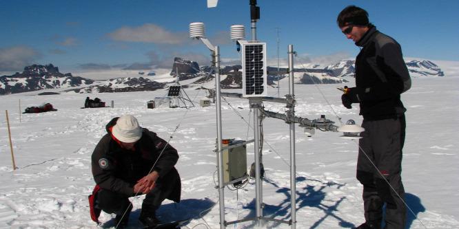 Tíz éves az antarktiszi cseh kutatóállomás