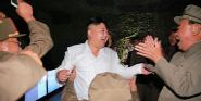 Forrás: AFP/KCNA/Kns