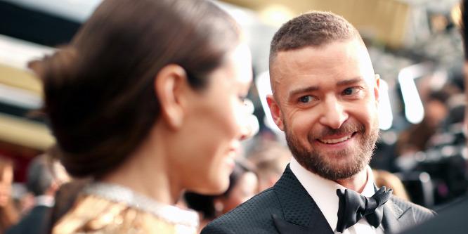 Justin Timberlake dallal köszöntötte Jessica Bielt házassági évfordulójukon: videó
