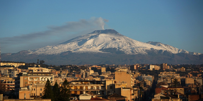 Az Etna lejtőin tesztelik a jövőbeli űrmissziók roboteszközeit