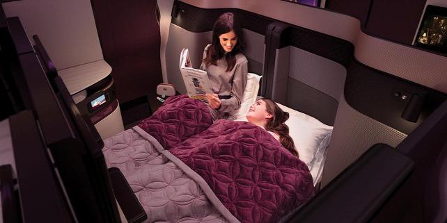 Forrás: Qatar Airways
