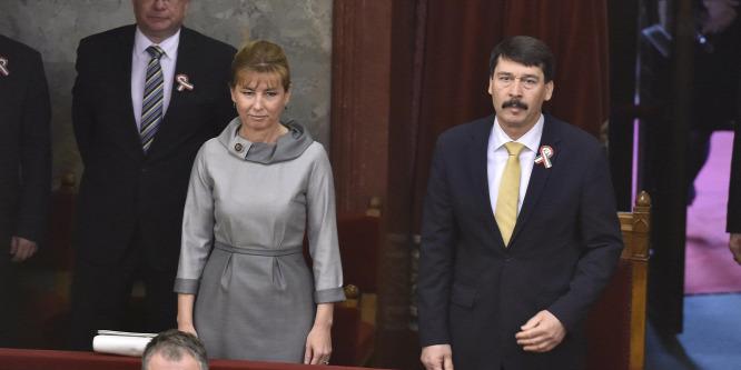 Újabb öt évre Áder János a köztársasági elnök