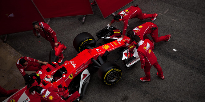Erővel lepleznék le az F1-es technikai fejlesztéseket