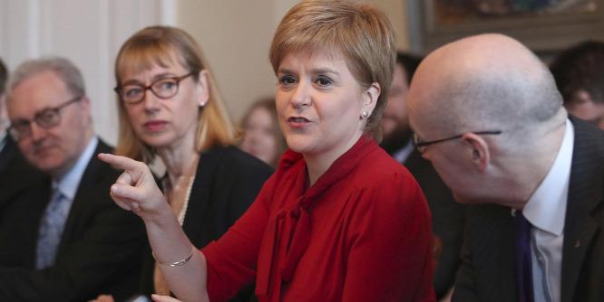 Ragaszkodik az újabb függetlenségi népszavazáshoz a skót miniszterelnök