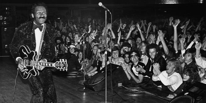 A rock and roll tovább él - Chuck Berry élete képekben