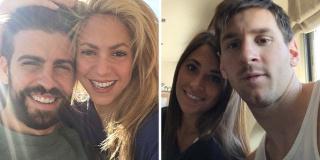 Forrás: Instagram/Shakira, Lionel Messi