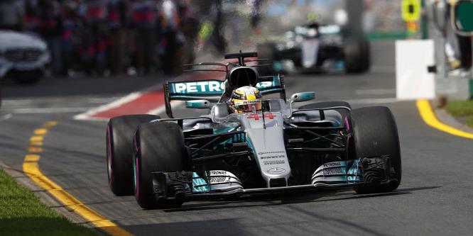 A Mercedes gyors visszavágást ígér