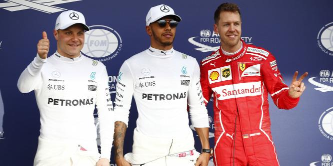 Hamilton: Vettel keményebb ellenfél, mint Rosberg