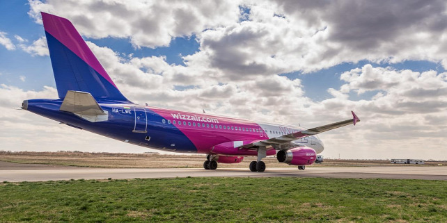 Forrás: Wizz Air/Katona Renata
