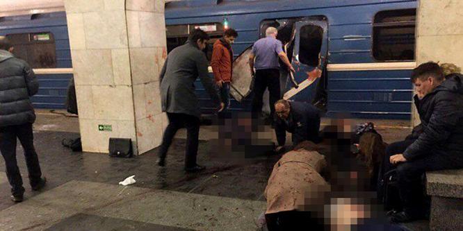 A szentpétervári robbantás elkövetője nemzetközi terrorszervezettől kapott pénzt