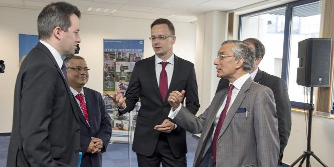 500 új munkahelyet hoz létre az indiai Tata Budapesten