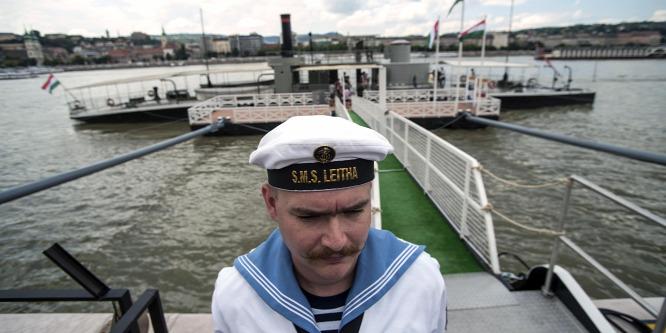 Ismét megtekinthető a több mint 140 éves magyar hadihajó