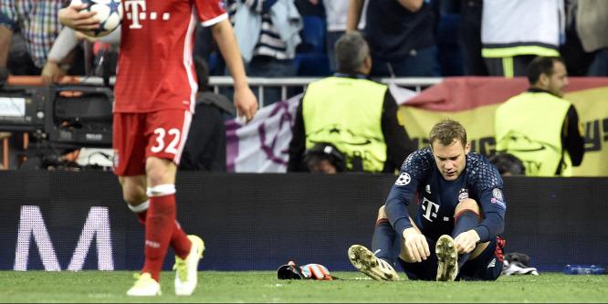 Nagy a baj a Bayernnél, Neuer sérülése súlyos
