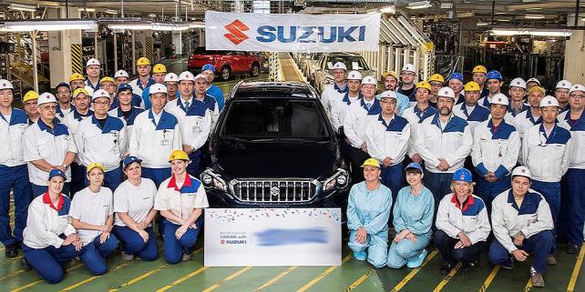 Forrás: Suzuki