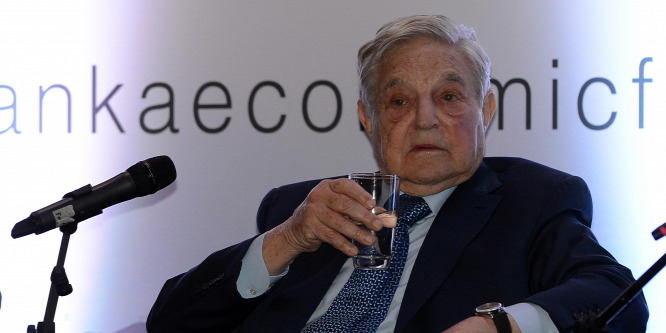 Megmutatjuk Soros György igazi arcát