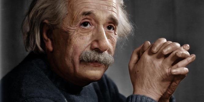 Istenről és Izraelről is értekezett Einstein most elárverezett leveleiben
