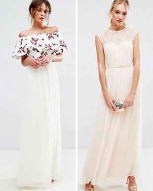Sokkoló menyasszonyiruha-trendek! Te bevállalnád valamelyiket  d6d83c5e17