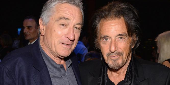 Zöld utat kapott Robert De Niro és Al Pacino gengszterfilmje