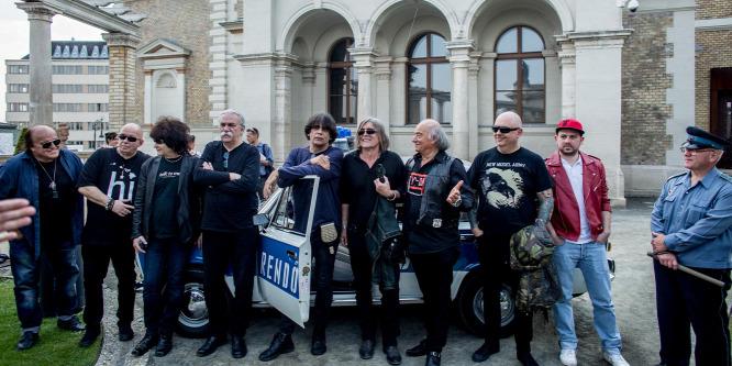 Újra szól a rock a Budai Ifjúsági Parkban