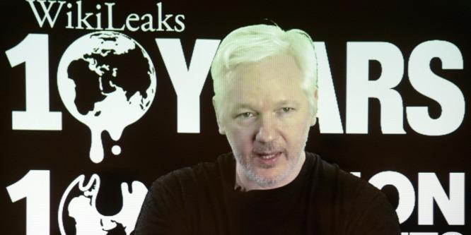 Nem nyomoznak a WikiLeaks-alapító ellen